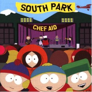 South Park: Chef Aid original soundtrack