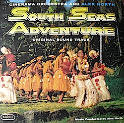 South Seas Adventure original soundtrack