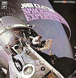 Space Experience original soundtrack