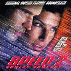 Speed 2: Cruise Control original soundtrack