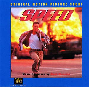 Speed original soundtrack