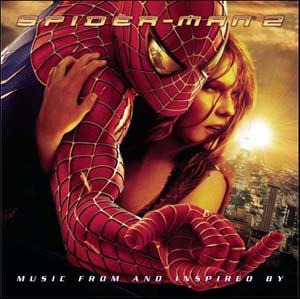 Spider-Man 2 original soundtrack