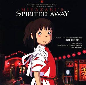 Spirited Away original soundtrack