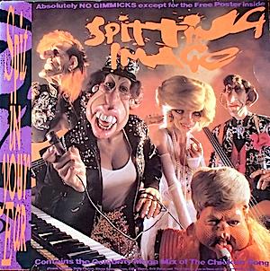 Spitting Image: Spit In Your Ear original soundtrack