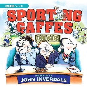 Sporting Gaffes original soundtrack