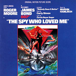 Spy Who Loved Me original soundtrack