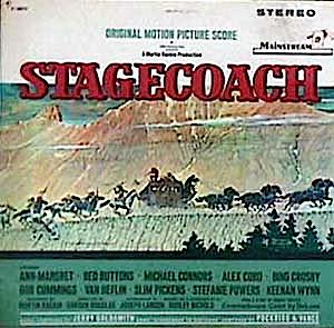 Stagecoach original soundtrack