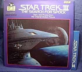 Star Trek III: the search for spock original soundtrack