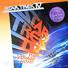 Star Trek IV: the voyage home original soundtrack