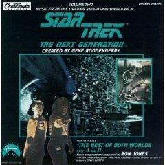 Star Trek: Next Generation: Best of Both Worlds original soundtrack