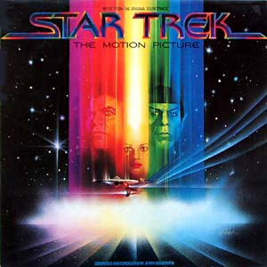 Star Trek: the motion picture original soundtrack