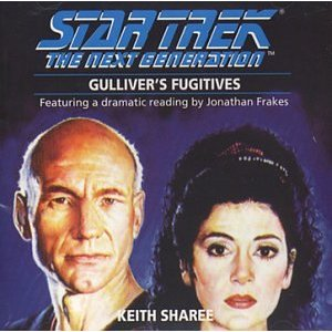 Star Trek: the next generation : Gulliver's Fugitives original soundtrack