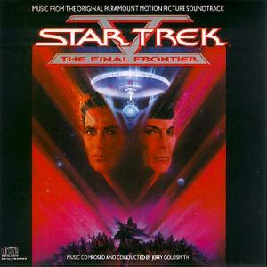 Star Trek V: the Final Frontier original soundtrack