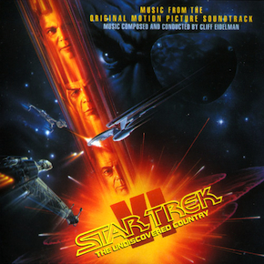 Star Trek VI: the Undiscoverd Country original soundtrack