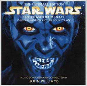 Star Wars: episode 1 the phantom menace: Ultimate edition original soundtrack
