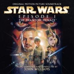 Star Wars: Episode 1 the phantom menace original soundtrack