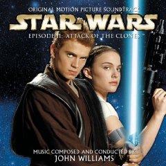 Star Wars: episode 2: attack of the clones original soundtrack