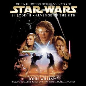 Star Wars: episode 3 revenge of the sith original soundtrack