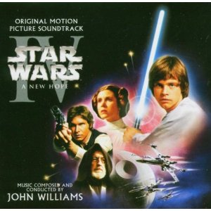 Star Wars: episode 4: a new hope original soundtrack