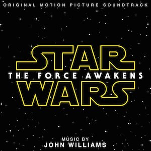Star Wars: Episode VII - The Force Awakens original soundtrack