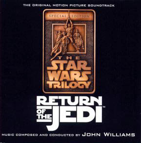 Star Wars: Return of the Jedi original soundtrack