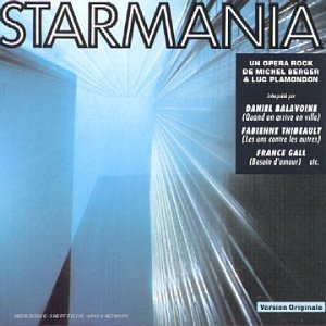 Starmania original soundtrack