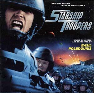 Starship Troopers original soundtrack