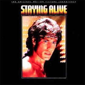 Staying Alive original soundtrack