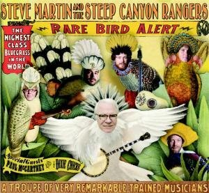 Steve Martin & Steep Canyon Rangers original soundtrack