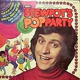 Stewpot's Pop Party original soundtrack