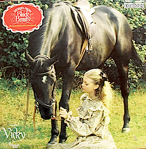 Stories From Black Beauty: Vicky original soundtrack