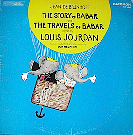 Story of Babar & Travels of Babar original soundtrack