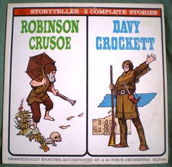 Storyteller: Robinson Crusoe Davy Crockett original soundtrack