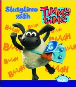 Storytime with Timmy Time original soundtrack