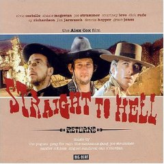 straight to hell returns original soundtrack