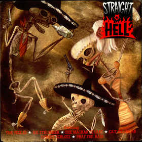 Straight to Hell original soundtrack