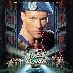 Street Fighter original soundtrack