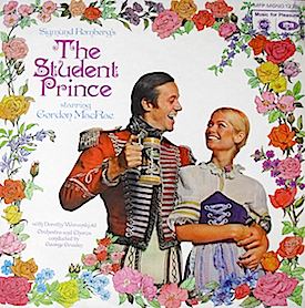 Student Prince original soundtrack