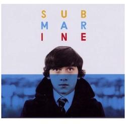 Submarine original soundtrack