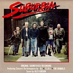 Suburbia original soundtrack