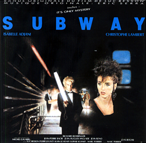 Subway original soundtrack