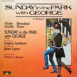 Sunday in the Park with George original soundtrack