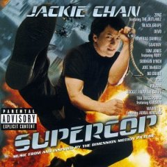 Supercop original soundtrack