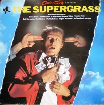 Supergrass original soundtrack