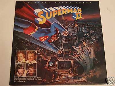 Superman II original soundtrack