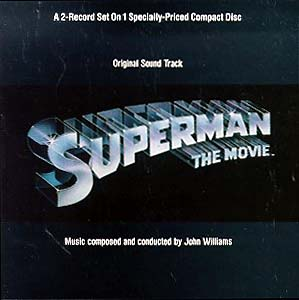 Superman: the movie original soundtrack