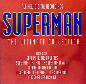 Superman: the ultimate collection original soundtrack