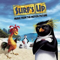 Surf's Up original soundtrack
