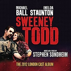 Sweeney Todd: 2012 London Cast album original soundtrack