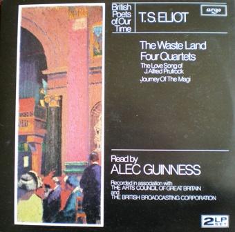 T.S. Elliot: British Poets of Our Time: Alec Guinness original soundtrack